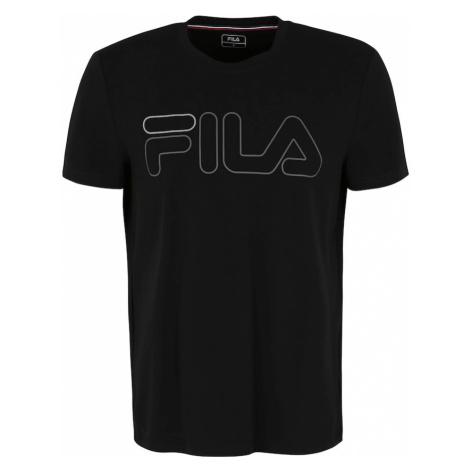 FILA Koszulka funkcyjna 'Ricki' czarny