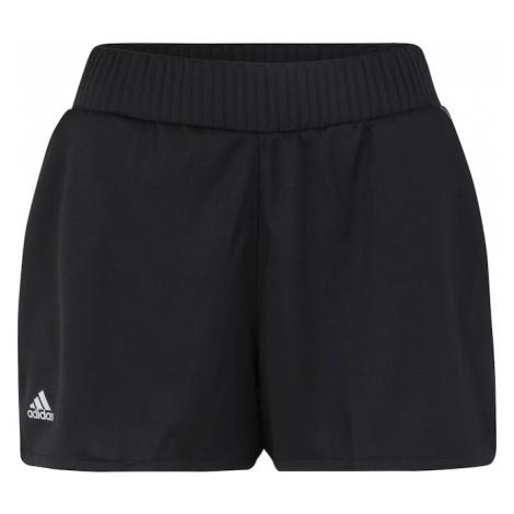 ADIDAS PERFORMANCE Spodnie sportowe 'CLUB HR SHORT' czarny