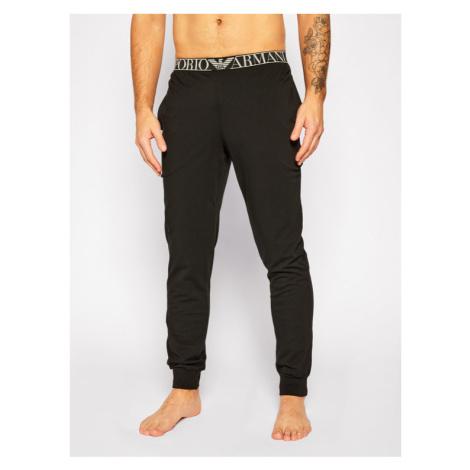 Emporio Armani Underwear Spodnie piżamowe 111690 0A720 00020 Czarny