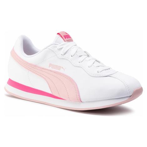 Sneakersy PUMA - Turin II 366962 20 Puma White/Peachskin