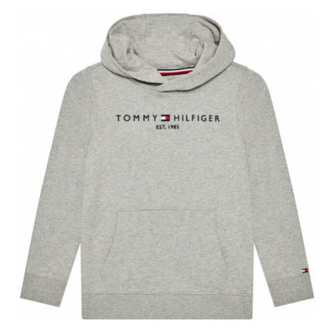 Tommy Hilfiger Bluza Essential KS0KS00213 Szary Regular Fit