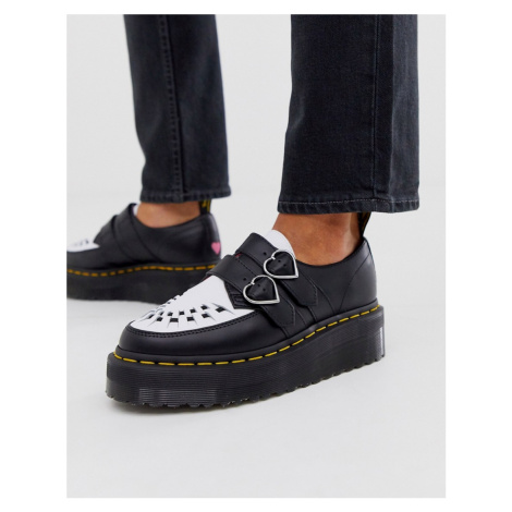 Dr. Martens x Lazy Oaf Creeper chunky Shoe in black Dr Martens