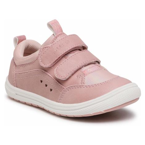 Sneakersy NELLI BLU - CM00887-04 Pink