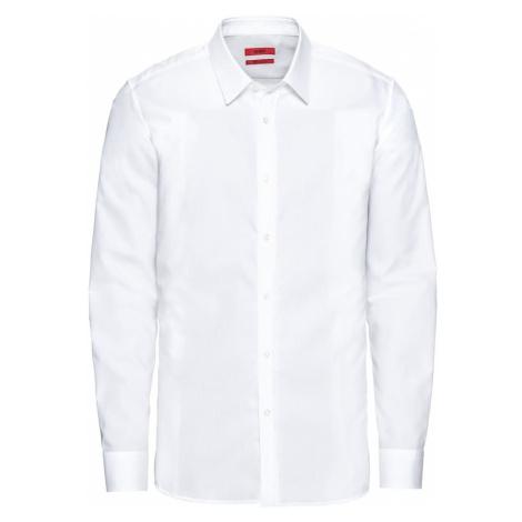 HUGO Koszula biznesowa 'Elisha01 10181991 04' biały Hugo Boss