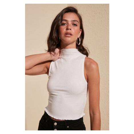 Women's crop top Trendyol Knitwear