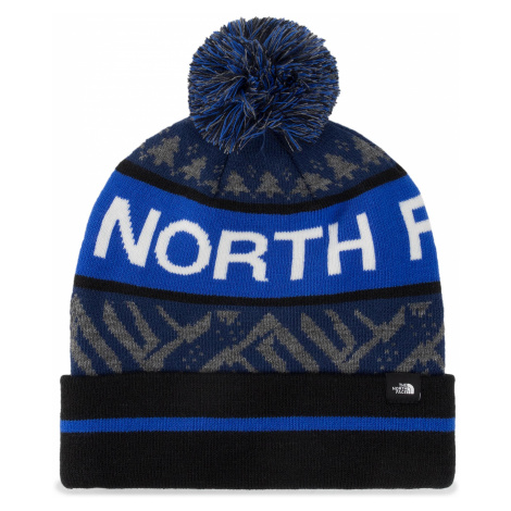 Czapka THE NORTH FACE - Ski Tuke V T0CTH9J01 Tnfbl/Tnfblumlt