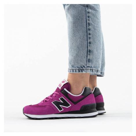 Buty damskie sneakersy New Balance WL574LBC