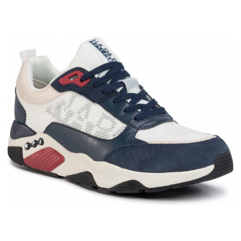 Sneakersy NAPAPIJRI - Lake NP0A4ES90 White Navy 1A1