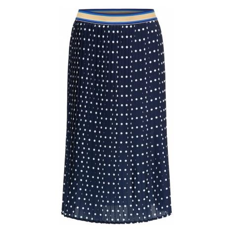 BROADWAY NYC FASHION Spódnica 'NYAH' ciemny niebieski / mieszane kolory