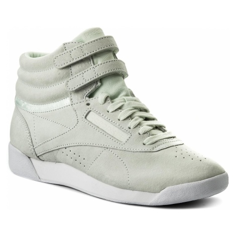 Buty Reebok - F/S Hi Nbk CN0604 Opal/White