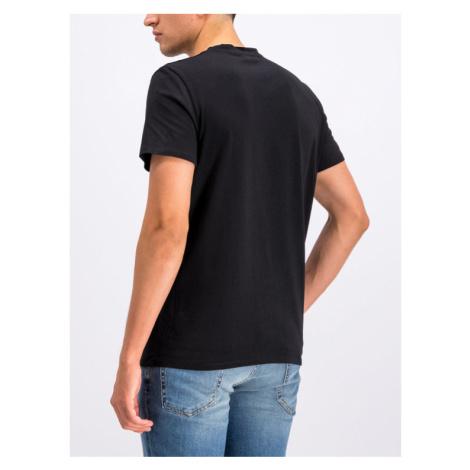 Just Cavalli T-Shirt S03GC0545 Czarny Regular Fit