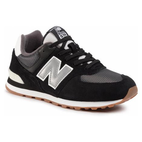 Sneakersy NEW BALANCE - GC574SPT Czarny