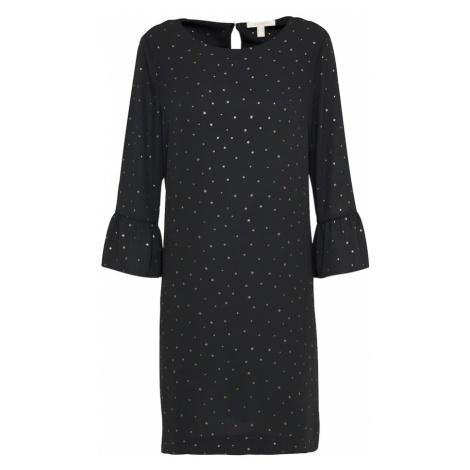ESPRIT Sukienka 'Star Printed' czarny