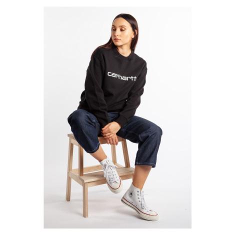 Bluza Carhartt Wip W' Carhartt Sweatshirt 8990 Black/white