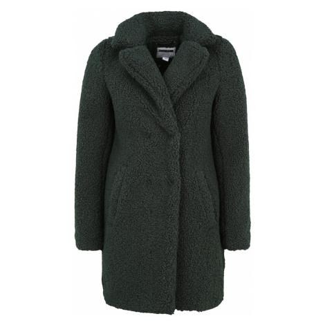 Noisy May (Petite) Płaszcz przejściowy 'Gabi' ciemnozielony