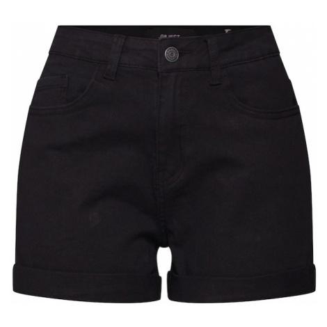 OBJECT Spodnie 'Anna' czarny