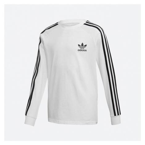 Koszulka dziecięca adidas Originals 3-Stripes Longsleeve DW9298