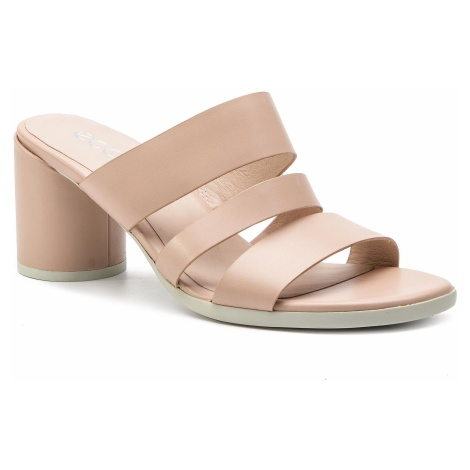 Klapki ECCO - Shape Block Sandal 28130301118 Rose Dust