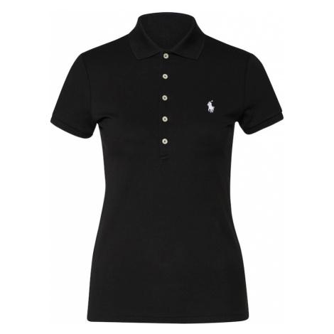 POLO RALPH LAUREN Koszulka 'JULIE' czarny
