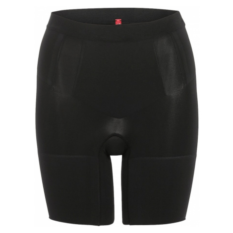 SPANX Spodnie modelujące 'Oncore Mid-Thigh' czarny