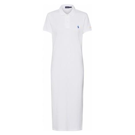 POLO RALPH LAUREN Sukienka biały
