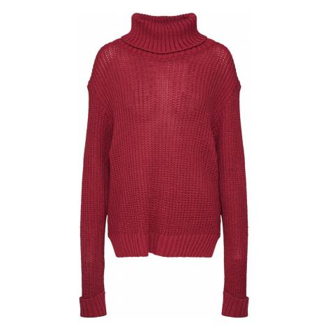 GLAMOROUS Sweter różowy