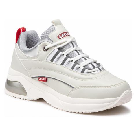 Sneakersy LEVI'S® - Chelsea VCHE0030S White 1620 Levi´s