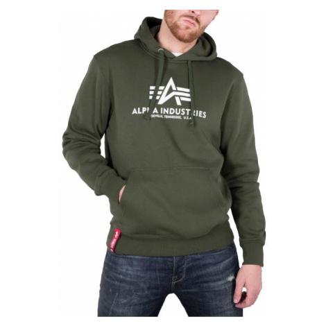 Bluza męska Alpha Industries Basic Hoody 178312 257