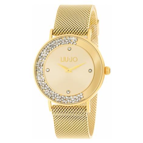 Liu Jo Dancing Slim Zegarek Złoty