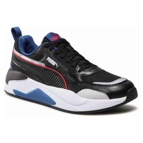 Sneakersy PUMA - X-Ray 2 Square 373108 15 Black/Black/Limoges/Silver