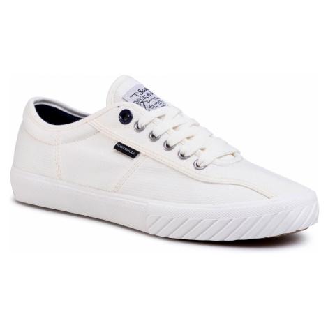 Tenisówki SCOTCH & SODA - Parcifal 20839590 Off White S20