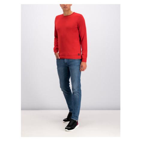 Marc O'Polo Sweter 927 5008 60074 Czerwony Regular Fit