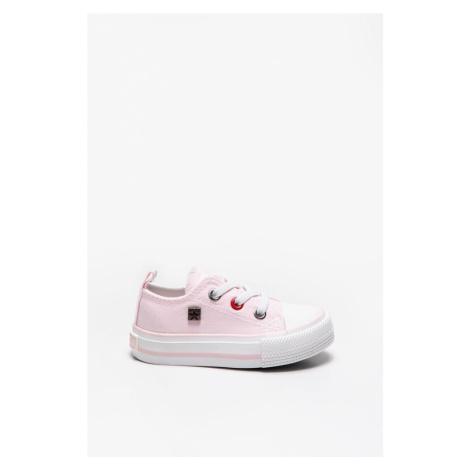Trampki Big Star Dla Dziecka Hh374197 Pink Pink