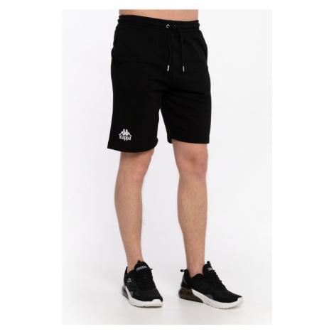 Spodenki Kappa Krótkietopen Shorts, Regular Fit 705423 19-4006 Black
