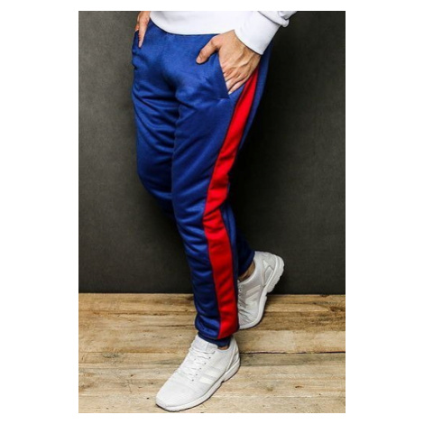 Men's blue sweatpants UX2298 DStreet