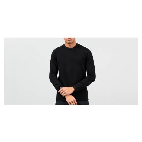 Reigning Champ Long Sleeve T-Shirt Black