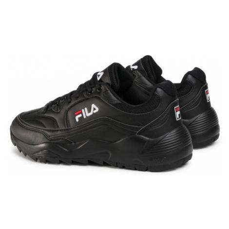 Fila Sneakersy Overtake 1010928.12V Czarny