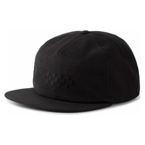 Czapka VANS - Overtime Hat VN0A3TNQBLK Black