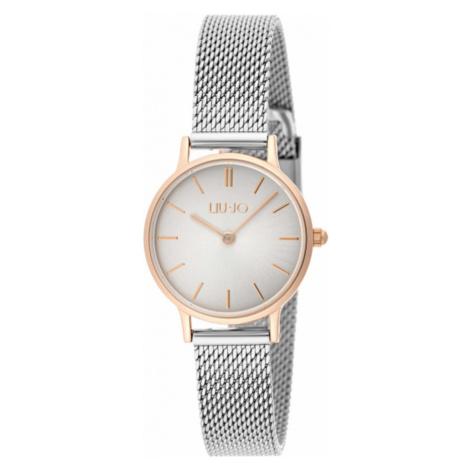 Liu Jo Mini Moonlight Zegarek Srebrny
