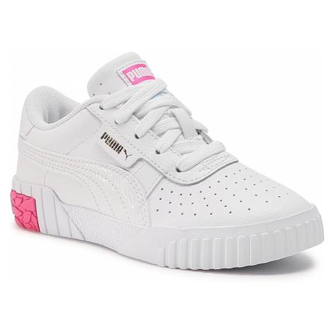 Sneakersy PUMA - Cali Ps 373156 03 Puma White/Omphalodes