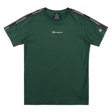 Champion Authentic Athletic Apparel Koszulka zielony / biały
