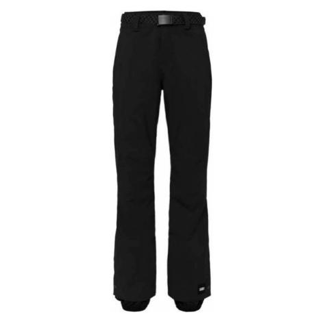 O'Neill PW STAR SLIM PANTS czarny M - Spodnie snowboardowe/narciarskie damskie