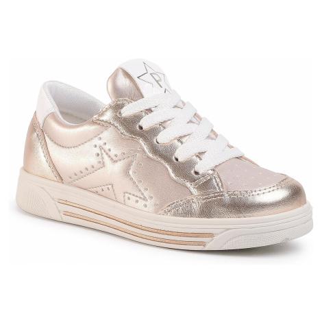 Sneakersy PRIMIGI - 5376844 M Plat