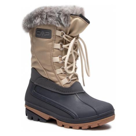 CMP Śniegowce Polhanne 30Q4695 Beżowy