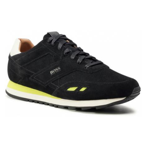 Boss Sneakersy Parkour 50439539 10214574 01 Czarny Hugo Boss
