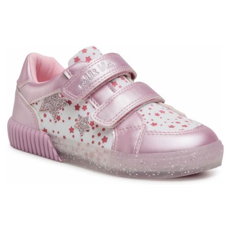 Sneakersy NELLI BLU - AVO-297-014 Pink