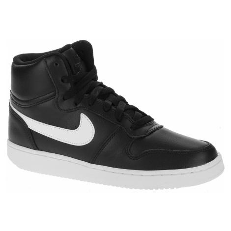 buty Nike Ebernon Mid - Black/White