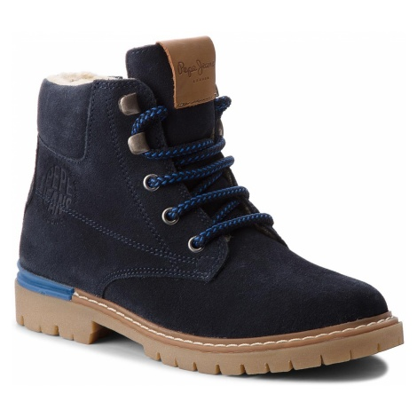 Trapery PEPE JEANS - Combat Sport PBS50073 Navy 595