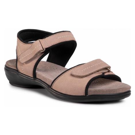 Sandały GO SOFT - WI16-957-08 Gray