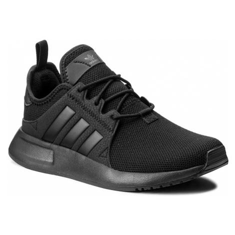 Buty adidas - X_Plr J BY9879 Cblack/Cblack/Cblack